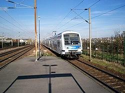 Gare du Val de Fontenay