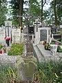 Zabytkowe groby na cmentarzu w Jazgarzewie k. Piaseczna (18).jpg