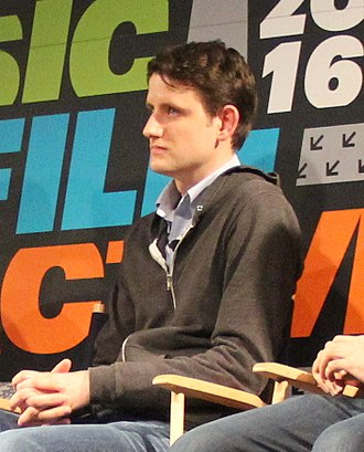 Zach Woods - Woods at SXSW 2016