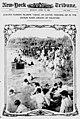 Zealous Russian pilgrims taking an Easter morning dip in the sacred River Jordan of Palestine LOC 3909063803.jpg