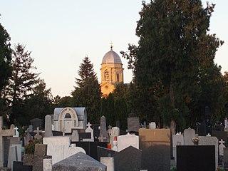 Zemun Cemetery Cemetery in Belgrade, Serbia