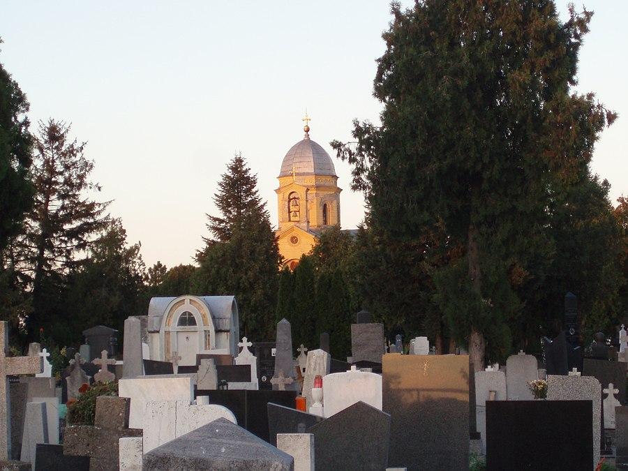 Zemun Cemetery