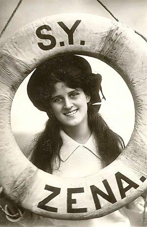 Zena Dare - Image: Zena Dare