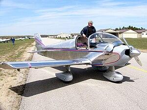 Zenair CH 200 - Zenair CH 200 with forward sliding canopy