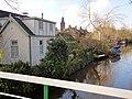 Zicht op Wehe-den Hoorn aan de Hoornsevaart.jpg
