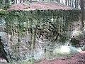 Znak mesta Jaromere na pametnim kameni.JPG