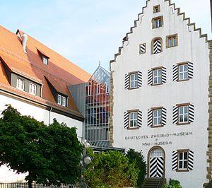 Deutsches Zweirad- und NSU-Museum - Deutsches Zweirad- und NSU-Museum