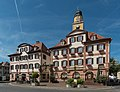Zwillingshaus and Hof-Apotheke, Bad Mergentheim, South view 20150726 1.jpg