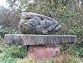 """""""Fischkopf"""", Straße der Skulpturen, St. Wendel.jpg"""
