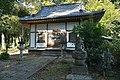 """Shojuan"" which is one of the buildings of Houn-ji temple (Takaoka, Tsuchiura city, Ibaraki prefecture).jpg"