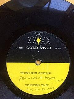 Gold Star Studios independent recording studio