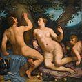 'Paris and Oenone' by Cornelis Cornelisz. van Haarlem, 1616.jpg