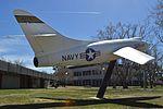 'Skyrockets in Flight' (Douglas D-558-2 Skyrocket (NACA 145 - 37975)) (27438601770).jpg