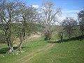 'The Jack Mytton Way' near Offa's Dyke - geograph.org.uk - 1247338.jpg