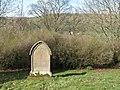 (Part of) the graveyard of St. Mark's Church - geograph.org.uk - 1287989.jpg