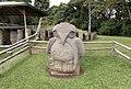 Águila tragándose una serpiente - Cultura San Agustín, Huila, Colombia - Mapillary (uDPIffhwCKplno90-KAd7g).jpg