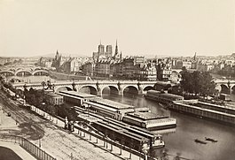 Édouard Baldus, Paris - Panorama, between 1851 and 1870.jpg