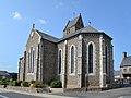 Église Saint-Laurent de Saint-Laurent-de-Cuves. Vue sud-est.jpg