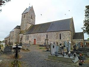 L'église Sainte-Vierge.