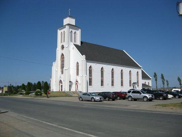 Robertville, New Brunswick