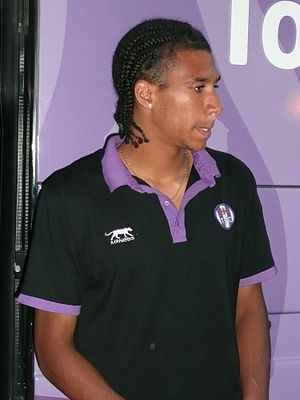 Étienne Capoue - Capoue with Toulouse in 2008