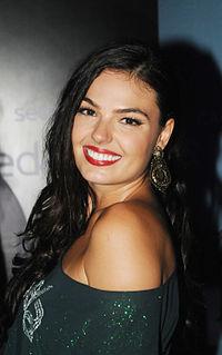 Ísis Valverde Brazilian actress