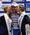 Österreich-Rundfahrt 2013 Wien Siegerehrung Omar Bertazzo 01.jpg