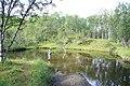 Ørretfiske i Klokkerelven. - panoramio.jpg