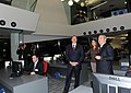 """İlham Əliyev """"Azərspace-1"""" telekommunikasiya peykinin orbitə buraxılması prosesini izləyərkən 05.jpg"""