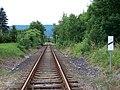 Řetenice, železniční trať, od Duchcovské.jpg
