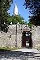 Štanjel Burg Tor zum Innenhof 06072008 31.jpg