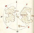 Χάρτης των νησιών Πόντζα και Παρμαρόλα - Millo Antonio - 1582-1591.jpg