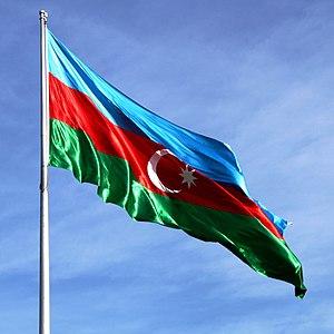 Bandiera dell 39 azerbaigian wikipedia - Bandiere bianche a colori ...