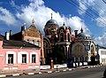 Ансамбль церкви Александро-Михайловской (Великокняжеской) и дома призрения.JPG