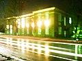 Бывший жилой дом персонала вокзала (ночной вид - перспектива).jpg