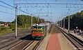 ВЛ10-1155, Россия, Новосибирская область, перегон Обь - Чик (Trainpix 192369).jpg