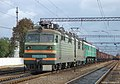 ВЛ80Т-1434, Украина, Днепропетровская область, станция Пятихатки-Стыковая (Trainpix 180376).jpg