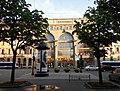 Вид с Большой Конюшенной ул. на Невский проспект. - panoramio.jpg
