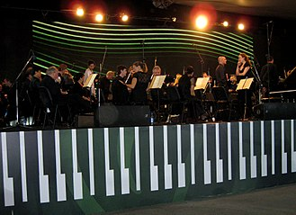 Gabala International Music Festival - Image: Габала оркестр