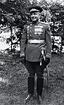 Герой Советского Союза генерал-полковник артиллерии В. И. Казаков в парадном мундире.jpg