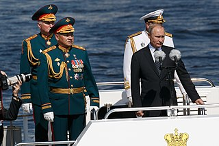 national holiday in the Russian federation to celebrate the navy, the last Sunday of July