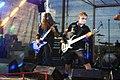 Группа Absenth - Болотов и Абрамов на сцене.jpg