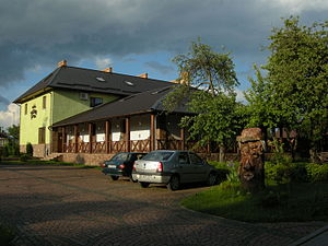 Iziaslav, Ukraine - Hotel Zaslav
