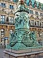 Колонна возле ратуши, Гамбург.jpg