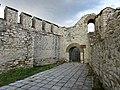 Към кулата на крепостта Хисаря.JPG