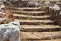 Лестница в боковом проходе. Минойский дворец. Malia. Lasithi. Crete. Greece. Июль 2013 - panoramio.jpg