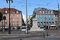 Лиссабон. Бронзовая статуя Герцога Терсейра (Duque da Terceira) - panoramio.jpg