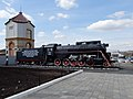 Л-0157, Россия, Оренбургская область, станция Абдулино (Trainpix 195564).jpg