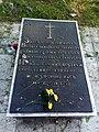 Надгробная плита на могиле В. К. Кюхельбекера Завальном кладбище (Тобольск).jpg