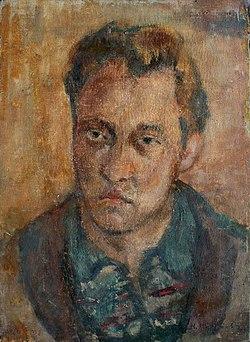 Никола Маринов - Автопортрет.jpg